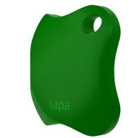 Localizator Bluetooth Lapa, dispozitiv anti-pierdere si localizare rapida, Verde