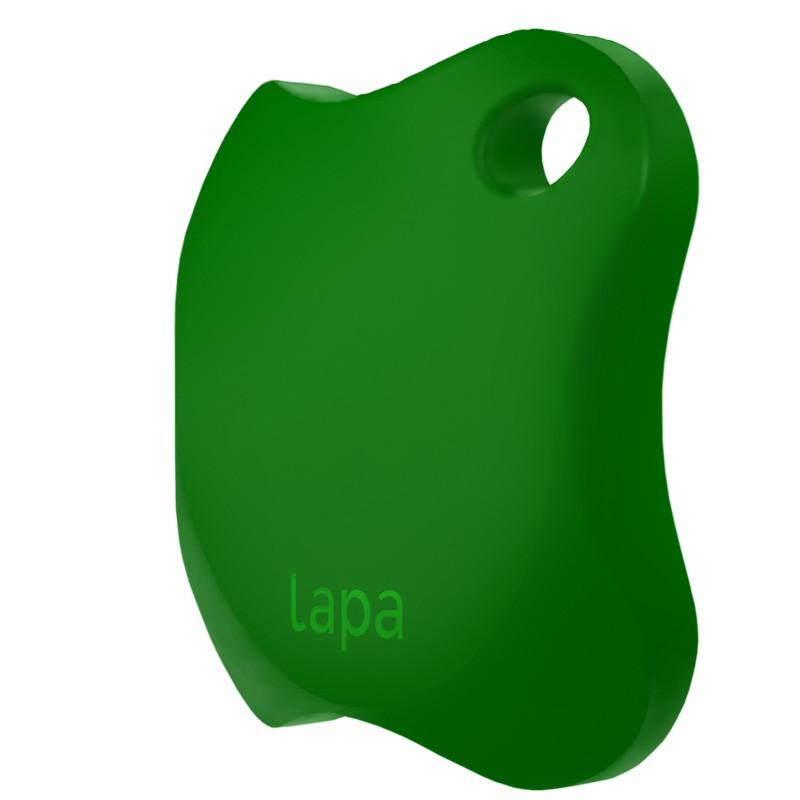 Localizator Bluetooth Lapa, dispozitiv anti-pierdere si localizare rapida, Verde 2021 shopu.ro