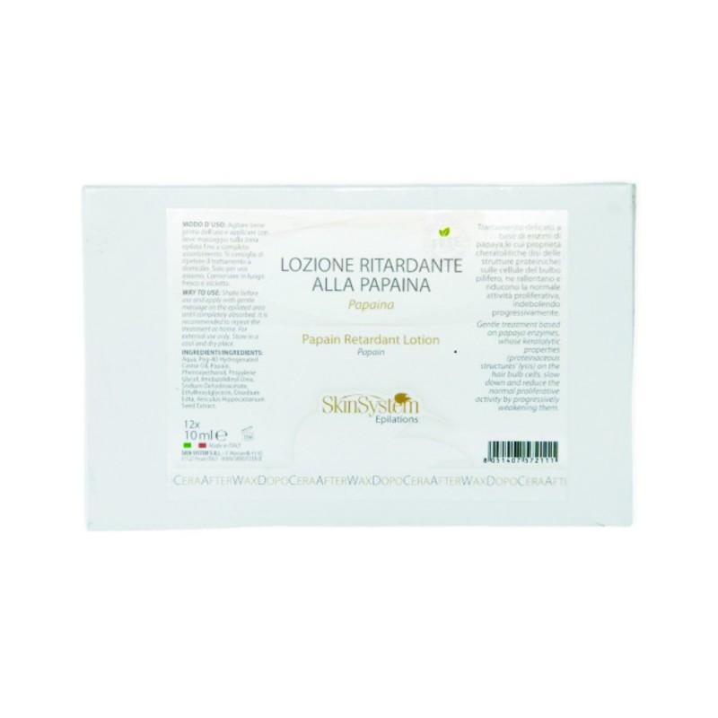Lotiune pentru incetinirea cresterii parului Skyn Sistem, 12 x 10 ml 2021 shopu.ro