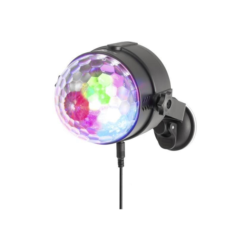 Lumina party Spectra Rave NGS, rosu, verde si albastru 2021 shopu.ro