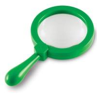 Lupa Jumbo Learning Resources, marire x 4.5, 20 cm, 3 - 7 ani