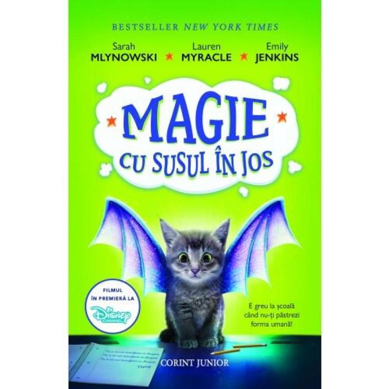 Carte Magie cu susul in jos Corint, 192 pagini, 5 ani+ 2021 shopu.ro