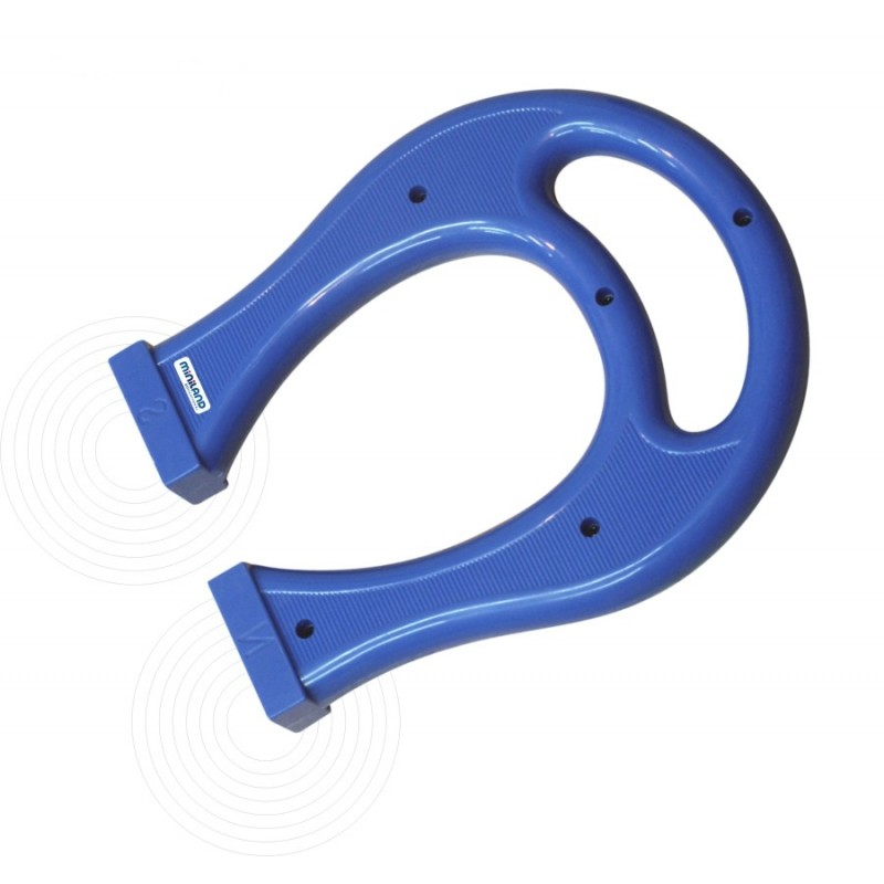 Magnet pentru experimente Miniland, 21 cm, Albastru 2021 shopu.ro