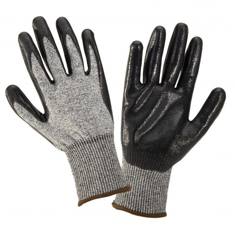 Manusi nitril antitaiere tricotate Lahti Pro, marimea 9 2021 shopu.ro