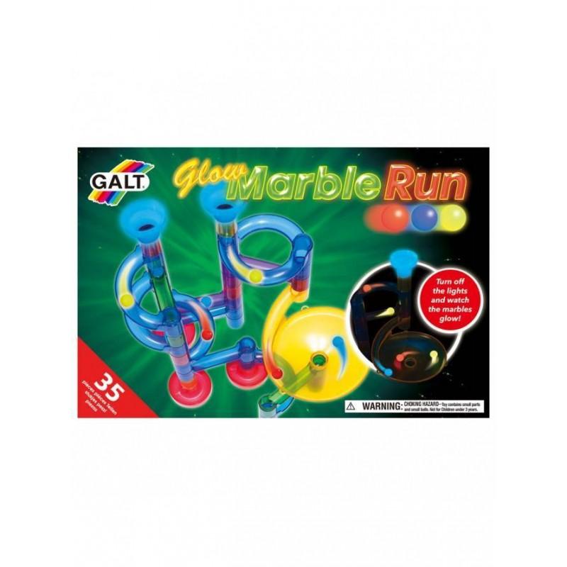Joc de construit pentru copii Galt Set reflectorizant, 35 piese, 4 ani+ 2021 shopu.ro
