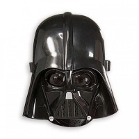 Masca pentru copii Darth Vader, 5 ani+, Negru