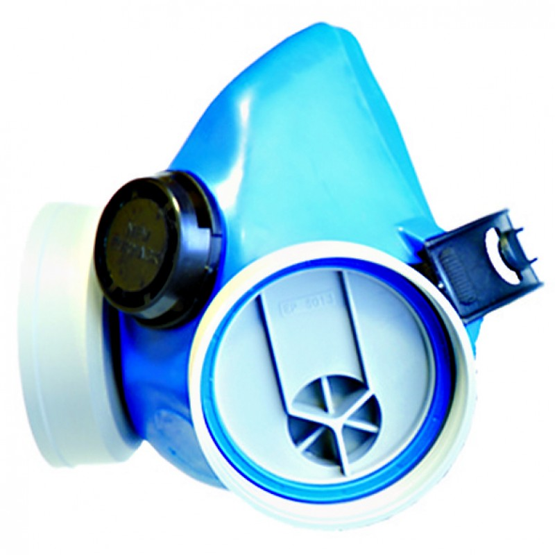 Masca Polonia pentru gaz, silicon, diamtrul 70 mm