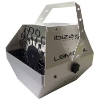 Masina de facut baloane Ibiza, 25W, argintiu
