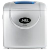 Masina de facut gheata Zass, capacitate productie cuburi gheata pe 3 dimenisuni intre 12-15kg/24h, rezervor 2.5L