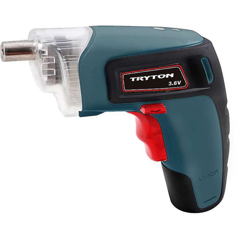Masina de insurubat Tryton, 3.6 V, 1.3 A, Li-Ion, 3 Nm, 230 rpm, USB, lumina LED shopu.ro