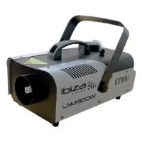 Masina profesionala de fum Ibiza, 900W, rezervor 1 l, telecomanda