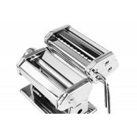 Masina pentru facut paste Heinner, 21 x 17 x 13.8 cm, 9 pozitii, otel inoxidabil, Argintiu