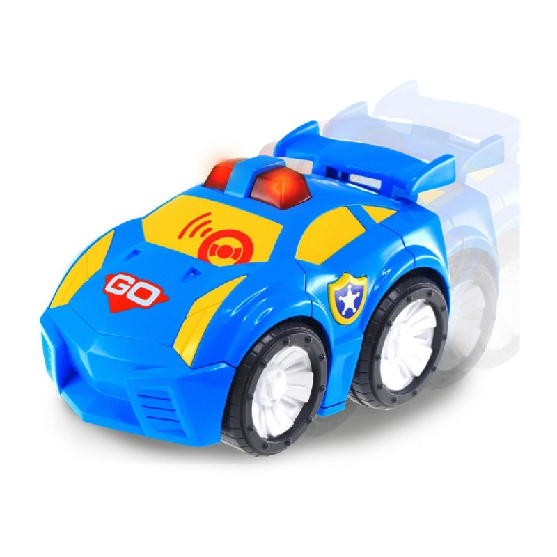 Masinuta de politie GO GO Little Learner, 12 luni+ 2021 shopu.ro