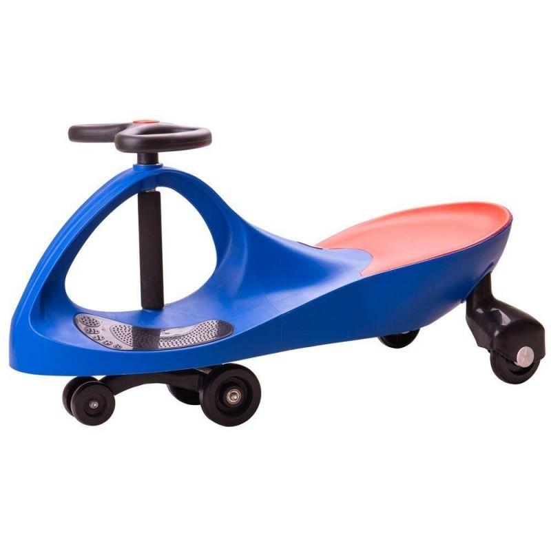 Masinuta fara pedale Didicar, suporta maxim 120 kg, 3 ani+, Albastru 2021 shopu.ro