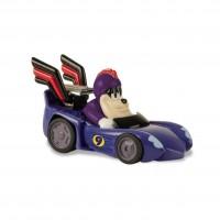 Masinuta mini Roadster Racers Pete, 3 ani+, Albastru