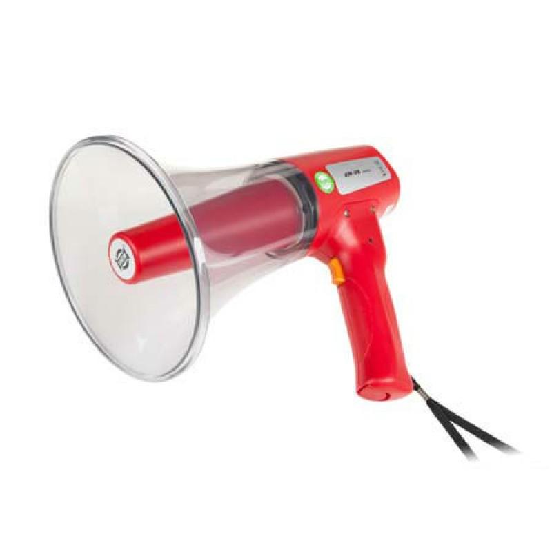 Megafon tip horn Seikaku, 5.2 W RMS, functie sirena 2021 shopu.ro