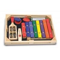 Set instrumente muzicale incepatori Melissa & Doug