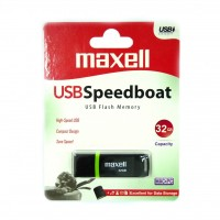 Memorie flash USB Speedboat Maxell, 32 GB