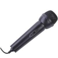 Microfon karaoke Azusa, jack 3.5 mm, Negru