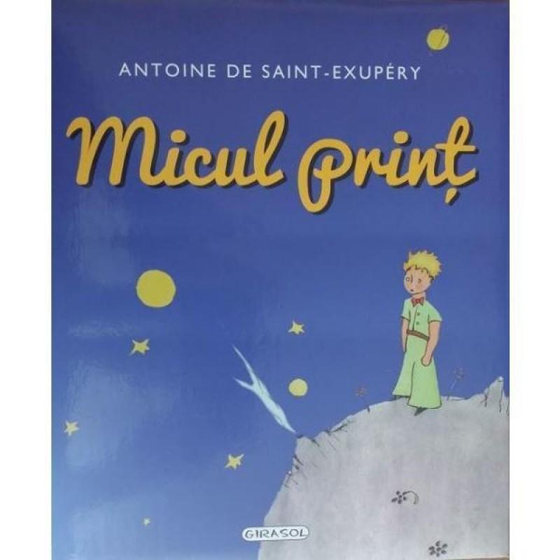 Carte pentru copii Micul print Girasol, 5 ani+ 2021 shopu.ro