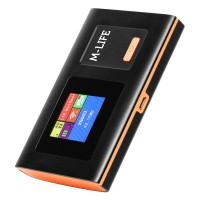 Router Mifi LTE M-Life, 4G, suport card microSD