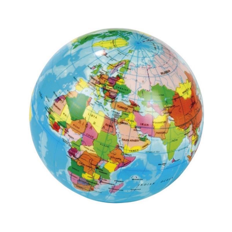 Minge globul pamantesc Moses, 10 cm, 3 ani+ 2021 shopu.ro