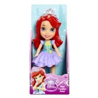 Figurina mini Printesa Disney Ariel, 8 cm, 3 ani+