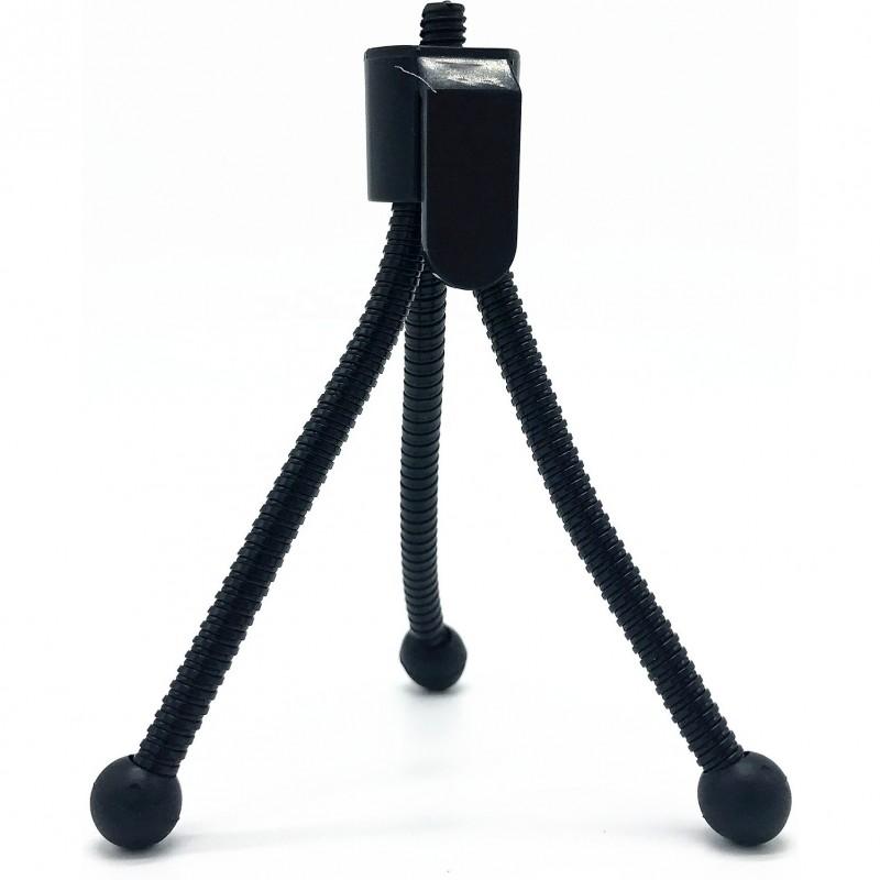 Mini trepied In One, 95 mm, Negru 2021 shopu.ro