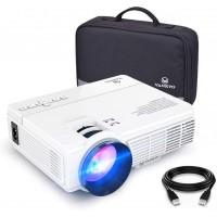 Mini Videoproiector Vankyo Leisure 3, display LCD, 3600 lm, LED, HDMI, SD, AV, VGA, USB, geanta transport, telecomanda