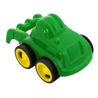 Set 10 masinute Minimobil Miniland, 12 cm, 18 luni+