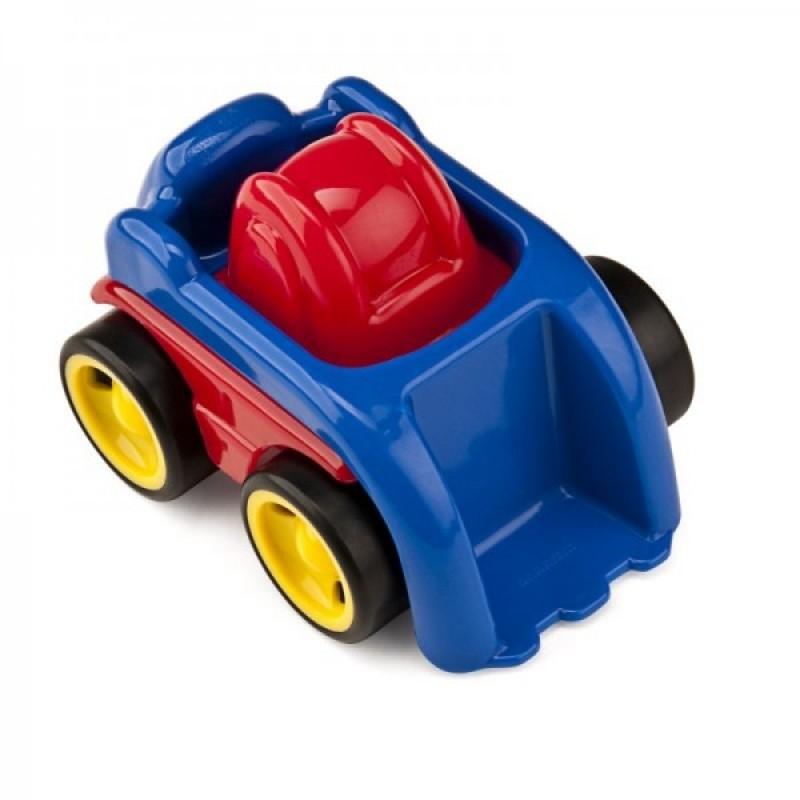 Minimobil Miniland, 12 cm, model excavator 2021 shopu.ro