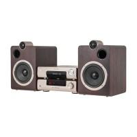 Mini Sistem audio Kruger & Matz, lampi, DVD, Bluetooth, DAB, HDMI, RCA, 2 x 80 W