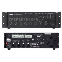 Mixer cu amplificare, 5 zone, functie clopotel sau sirena, 240 W