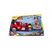 Vehicul transformabil Hot Dog Chills, 3 ani+, figurina Mickey inclusa
