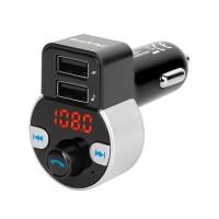 Modulator FM Peiying, 2 x USB, bluetooth 4.2