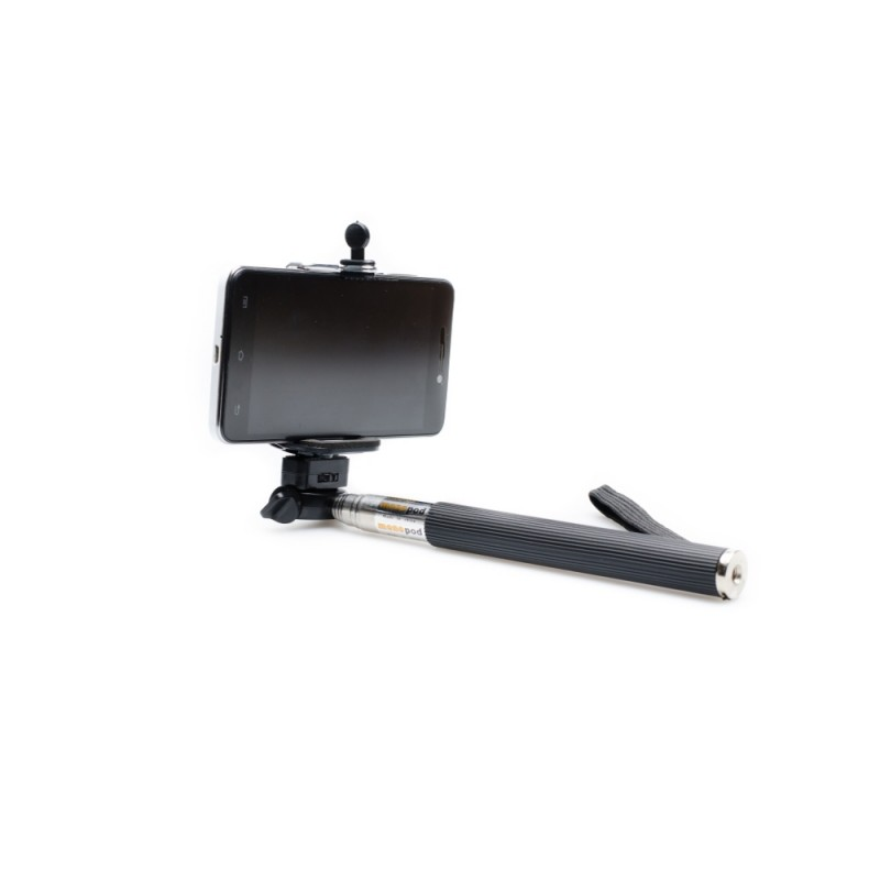 Selfie stick extensibil E-Boda, Negru 2021 shopu.ro