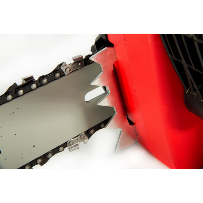 Motofierastrau electric cu intinzator, motor transversal, 40 cm, 12 m/s, 2000 W