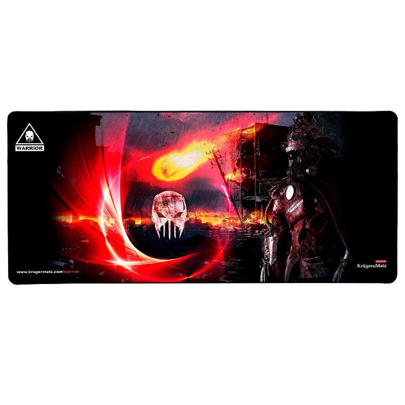 Mouse pad Warrior Kruger & Matz, 89 x 40 cm 2021 shopu.ro