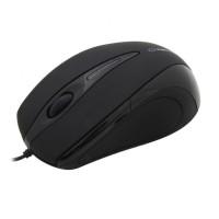 Mouse optic cu fir 3D Sirius Esperanza, interfata USB, 3 butoane, Negru
