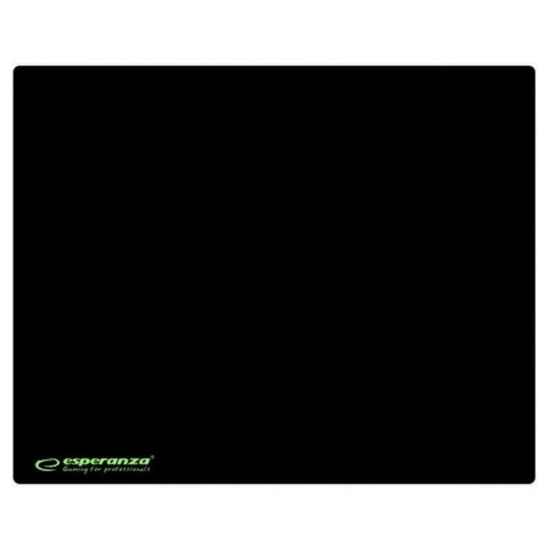 Mouse pad gaming, 40 x 30 cm, Negru 2021 shopu.ro