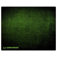 Mouse pad gaming, 40 x 30 cm, Verde