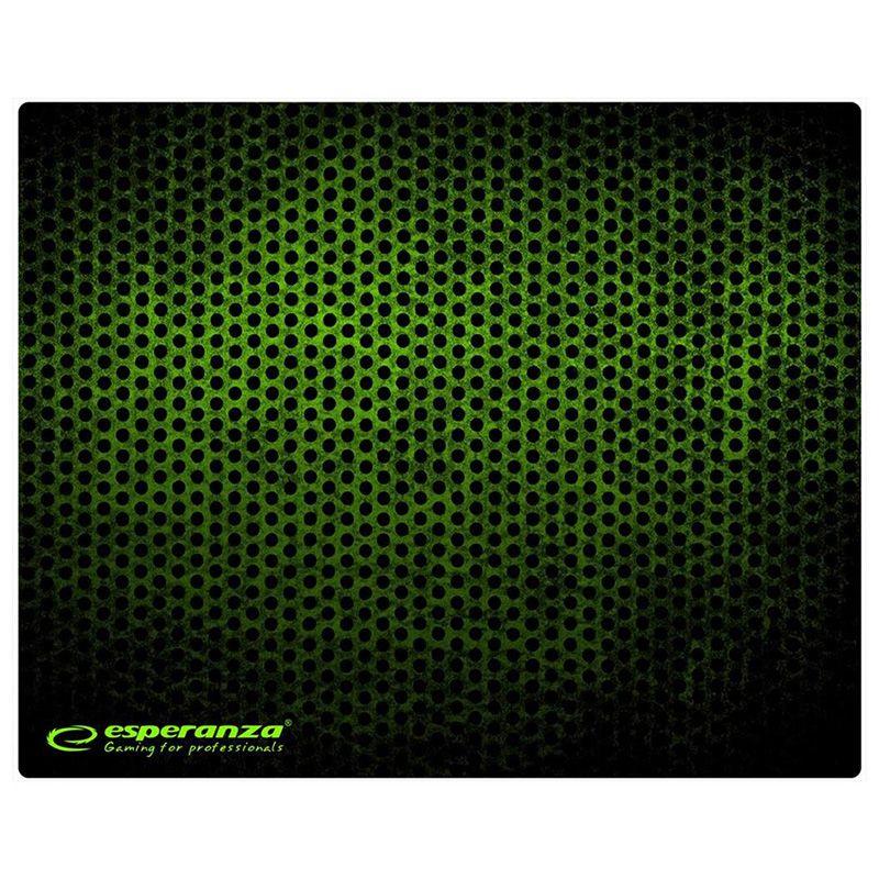 Mouse pad gaming, 40 x 30 cm, Verde 2021 shopu.ro
