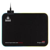 Mousepad gaming iluminat Warrior Kruger & Matz, USB, 7 culori