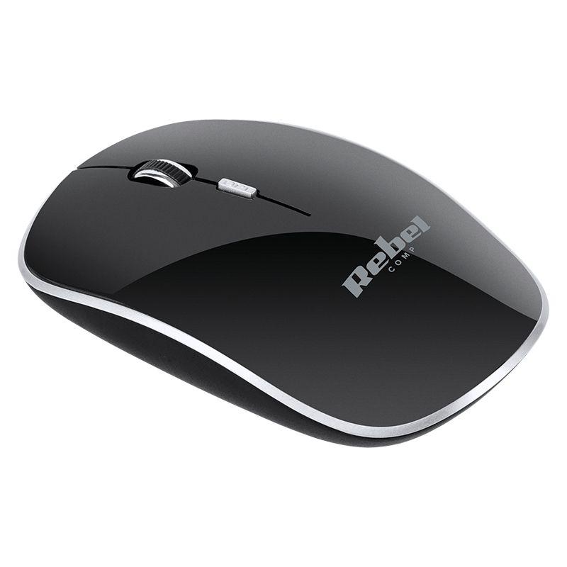 Mouse wireless Rebel WM200, alimentare 1 x AA 2021 shopu.ro