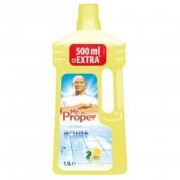 Solutie de curatare Mr.Proper Universal Lemon, 1.5 l