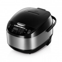 Multicooker Heinner, 5 l, 770 W, 11 programe, timer, control touch, functie mentinere cald, Negru