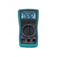 Multimetru digital ProsKit, 6 functii, 10A/250V, memorare date
