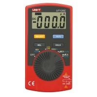 Multimetru digital UT120C, masurare diode, continuitate, factor de umplere