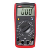 Multimetru digital UT39B UNI-T, modificare manuala a intervalelor de masurare