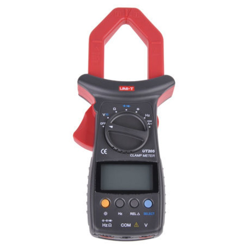 Multimetru tip clampmetru UNI-T UT205, autoscalare 2021 shopu.ro